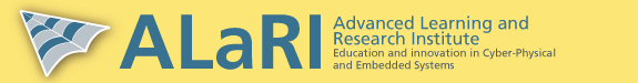 ALaRI - Advanced Learning and Research Institute header